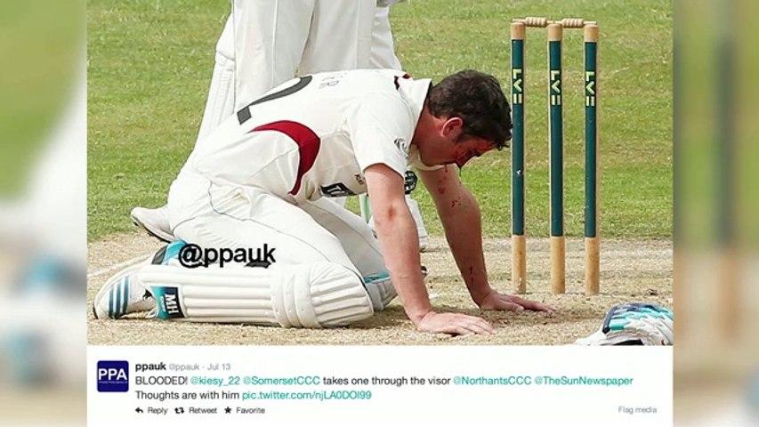 Cricket Injury of Kieswetter