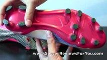 Nike Mercurial Vapor VIII VS Adidas F50 adizero miCoach VS Puma evoSPEED 1 - 720p