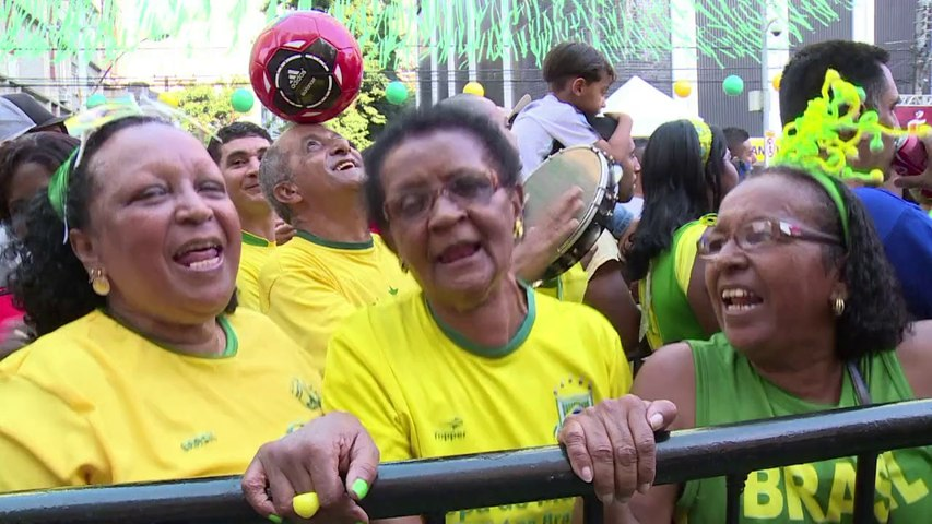 Mondial-2014: pari gagné pour le Brésil, pays organisateur