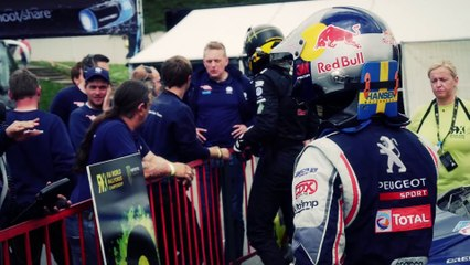 WRX - Team Peugeot-Hansen - Highlights of round 6 - Belgium