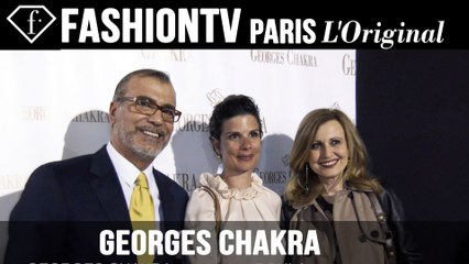Georges Chakra Couture After the Show | Paris Couture Fashion Week Fall/Winter 2014-15 | FashionTV