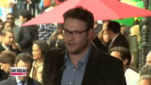 N. Korea protests over N. Korean comedy movie, The Interview.