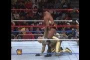 WWF Royal Rumble 1996 Razor Ramon vs Goldust Part 3