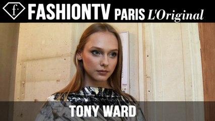 Tony Ward Couture Backstage | Paris Couture Fashion Week Fall/Winter 2014-15 | FashionTV