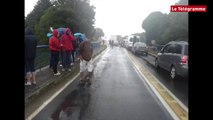 Tilly-Sabco : 300 manifestants s'apprêtent à bloquer la RN12
