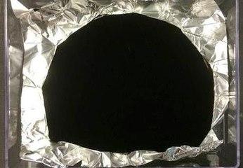 Nanotech Company Creates New Black, World's Darkest Material