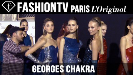 Georges Chakra Couture Backstage | Paris Couture Fashion Week Fall/Winter 2014-15 | FashionTV