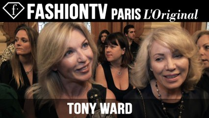 Tony Ward Couture Front Row Fall/Winter 2014-15 | Paris Couture Fashion Week | FashionTV