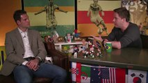 Brazil vs Germany Preview with Asmir Begovic _ Day 26 _ World Cup Show
