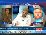 To The Point (15th July 2014) Asif Ali Zardari Ki Imran Khan Ke Mutalbat Ki Himayat...