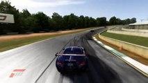 Forza Motorsport 4 lag incident during the Virtual Motorsports GT series at Road Atlanta