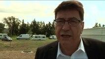 Les gens du voyage à Pérols : Interview du maire