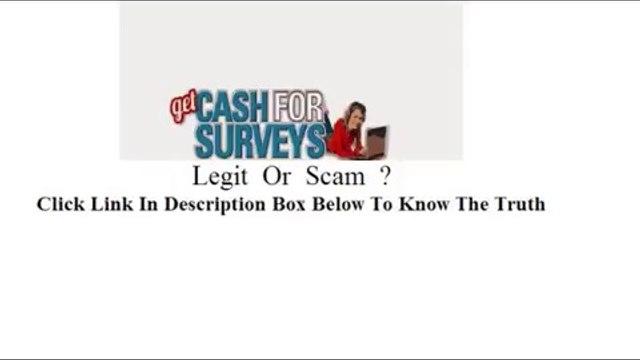 Get Cash For Surveys Review Based On True Facts
