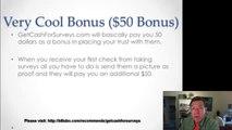 Get Cash For Surveys Review Make Money Filling Surveys2