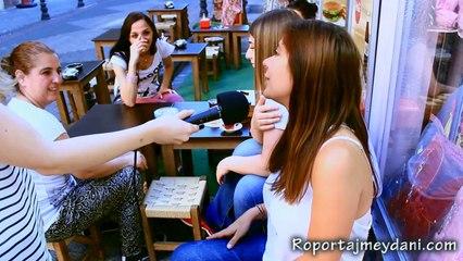 Hem cinslerinizde sevmediğiniz özellikler nedir  Röportaj meydanı Sokak Röportajları