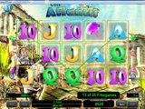 Lost Atlantis Slot - 35 Freispiele (124.facher Gewinn)