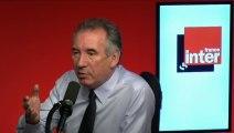 """François Bayrou : """"On est au bout des dérives de la Ve République"""""""