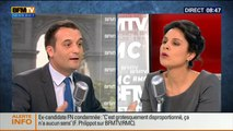 Bourdin Direct: Florian Philippot - 16/07