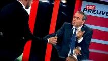 """Situation à l'UMP: Xavier Bertrand """"pense qu'il faut  un électrochoc"""""""