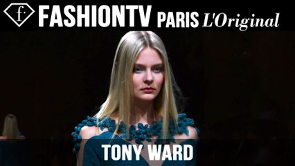 Tony Ward Couture Fall/Winter 2014-15 | Paris Couture Fashion Week | FashionTV