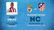 Officiel : Oblak signe à l'Atlético Madrid
