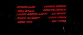 Sin City : J'ai tué pour elle - Bande-annonce #1 [VF|HD720p]