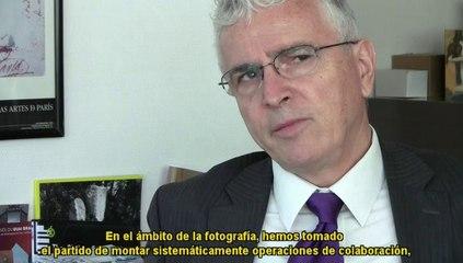 La photographie_un espace de dialogue entre la France et l'Espagne (Madrid - juillet 2014)