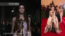 """MET GALA 2013"" Celebrities Style Red Carpet by Fashion Channel"