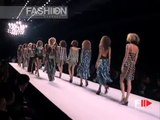 """""""Missoni"""" Spring Summer 2002 Milan 3 of 3 pret a porter women by Fashion Channel"""