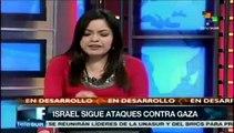 Nuevo bombardeo aéreo de Israel asesina a tres niños palestinos