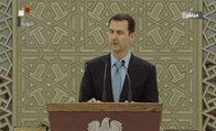 Bachar al-Assad prête serment pour un troisième mandat