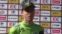 """Tour de France 2014 - Etape 11 - Peter Sagan : """"Personne ne veut que je gagne"""""""