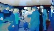 PM Narendra Modi arrives in Brasilia for the Sixth BRICS Summit