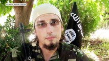 Canadian killed in Syria appears in IS video 