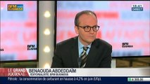 Jean-Paul Gauzes et Benaouda Abdeddaïm, dans Le Grand Journal - 16/07 3/7