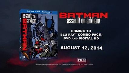Batman Assault On Arkham 2014 Opening Scene Vo Hd Video Dailymotion