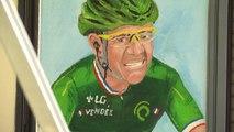 Hautes-Alpes : Ambiance à Risoul à 2 jour de l'arrivée du Tour de France à Risoul