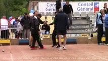 Seconde phase de poules division 1 masculine France Doubles, Sport Boules, Talant 2014 (1 sur 2)