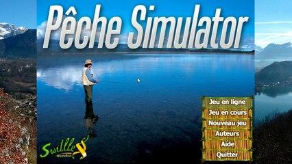 Peche Extreme Simulator: Saumon Edition
