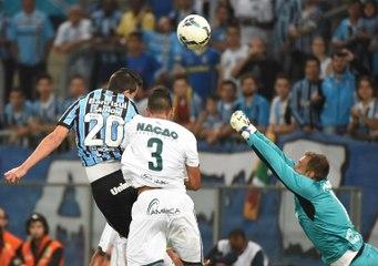 Обзор матча · Гремио (Порту-Алегри) - Гойас (Гояния) - 0:0