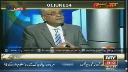 Najam Sethi Lie Exposed By RAW Agent Rk Yadav