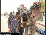 Dunya news-COAS calls on Nawaz, discuss Zarb-e-Azb operation