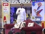 Rooh-e-Ramzan 18th Sehri 17-7-2014 Seg 3