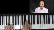 Klavier lernen - improvisieren lernen am Klavier für Anfänger - frei Klavier spielen lernen