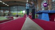 Sport adapté à la Saint-Loise gymnastique [TéVi] 14_07_17