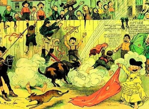 Naissances de la bande dessinée - Thierry Smolderen