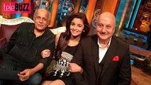 The Anupam Kher Show | Alia Bhatt & Mahesh Bhatt | 20th July 2014 FULL EPISODE 3