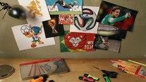 Coupe du Monde : les plus beaux buts en dessins animés