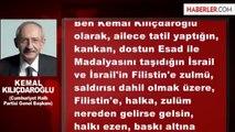 Kılıçdaroğlu'ndan Erdoğan'a: Boynuna Takılan Yahudi Madalyasını Çıkar