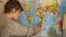Dijon : deux étudiants se lancent dans un tour du monde en 365 jours